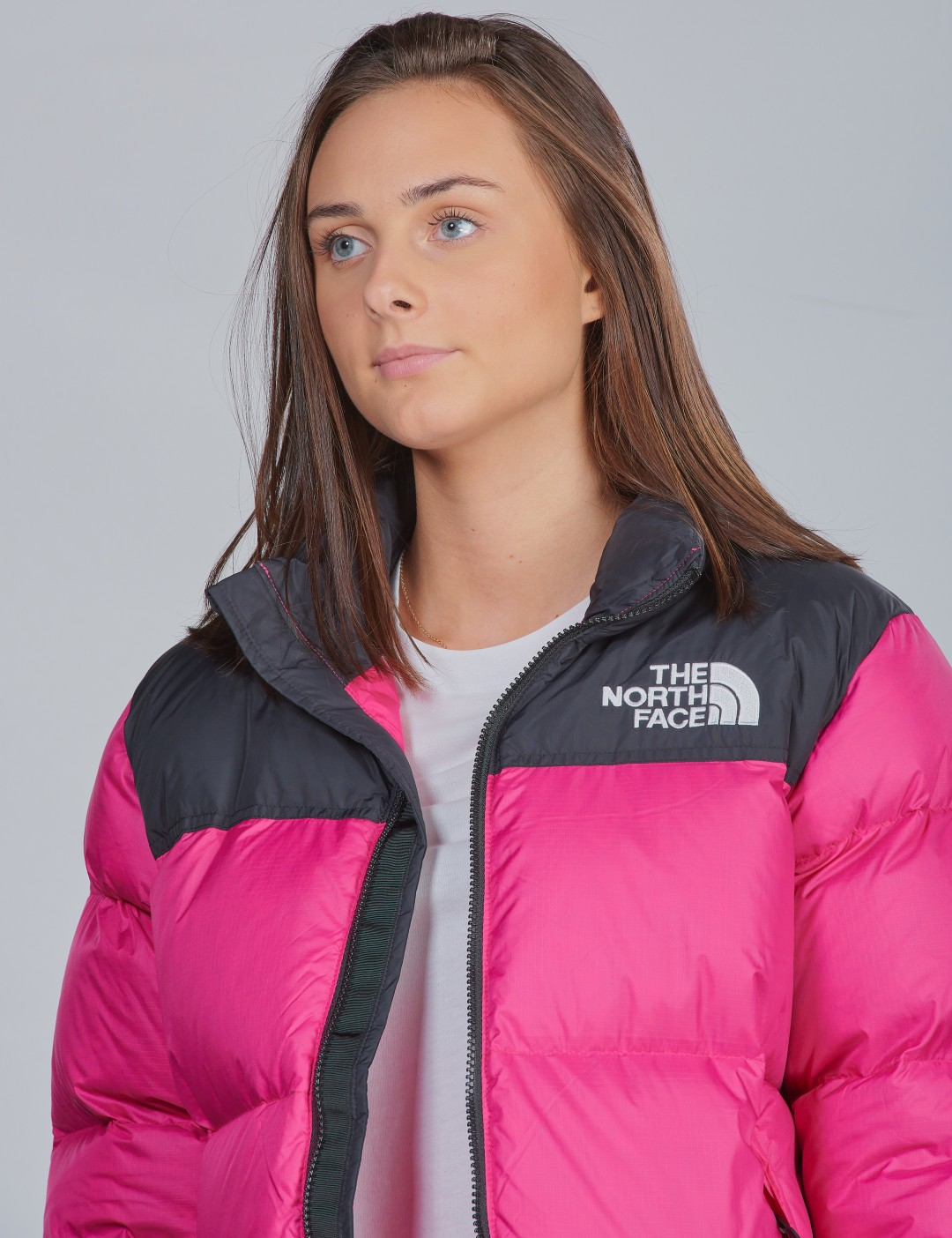 the north face jacke rosa