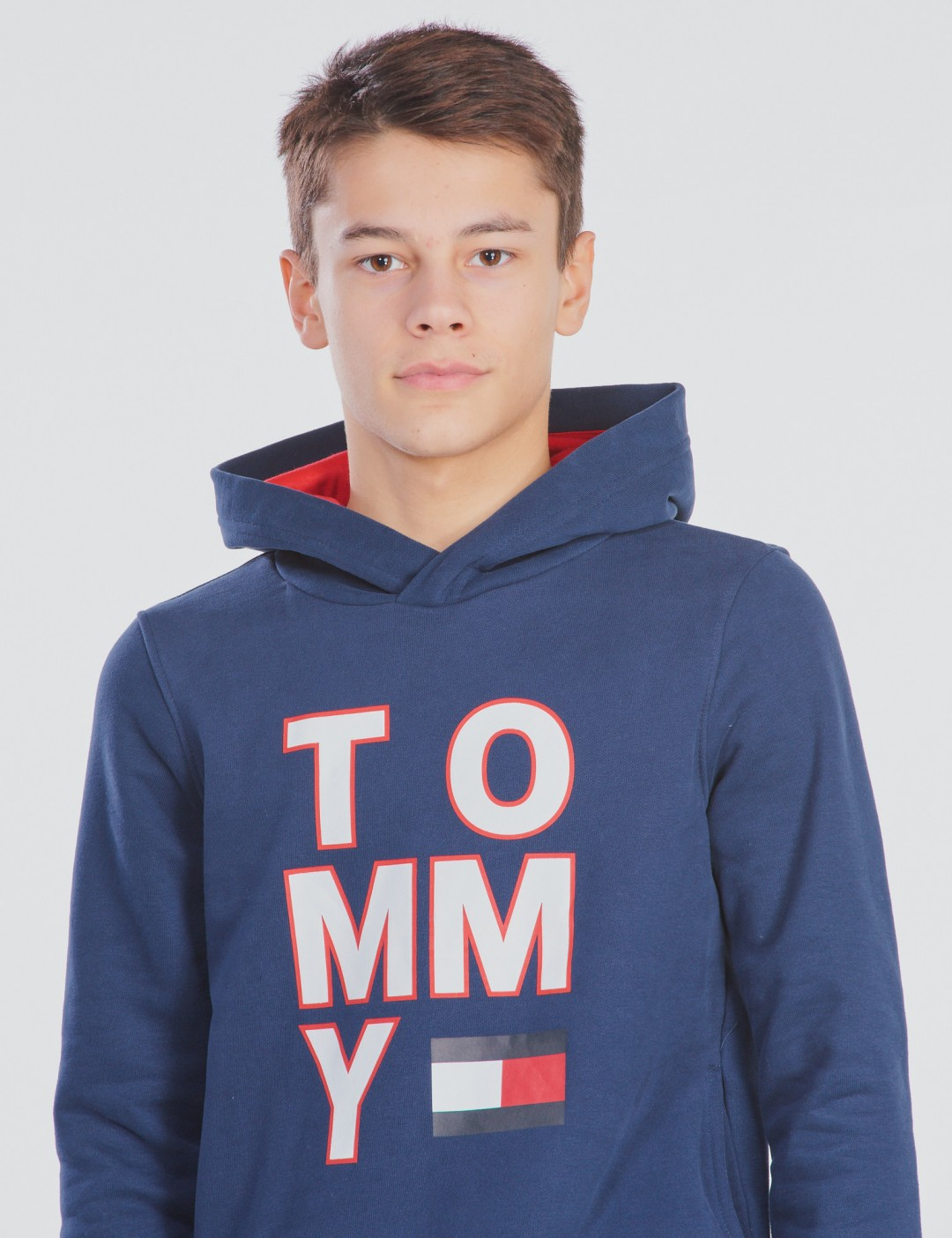 Tommy Hilfiger MULTI AW GRAPHIC HOODIE